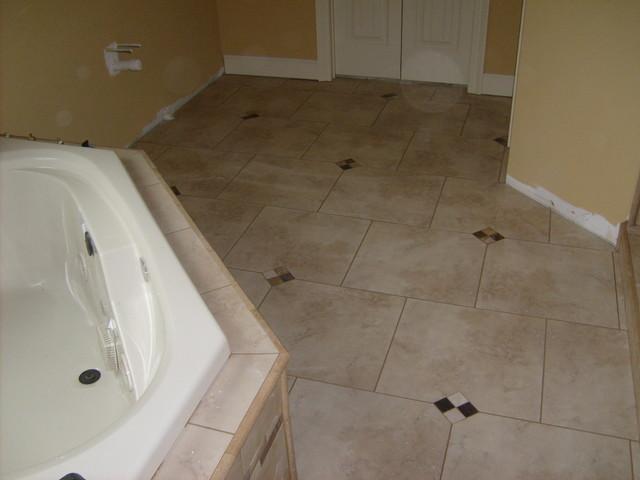Custom Bath and Shower bathroom