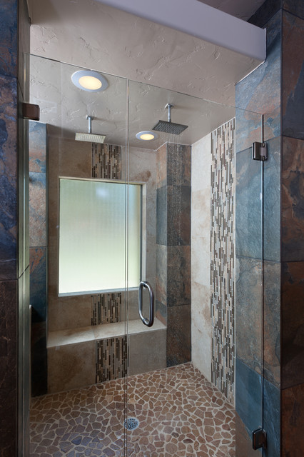 Custom Bath contemporary bathroom