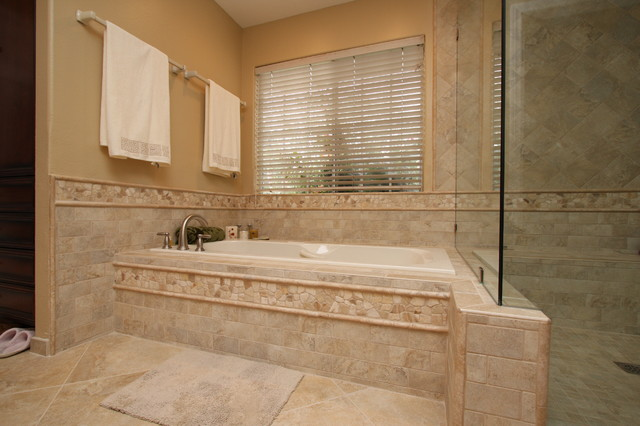 Custom Bath Remodels Modern Bathroom