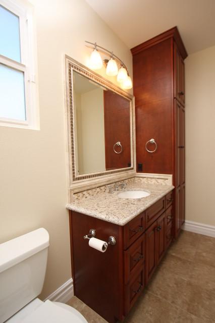 Custom Bath Remodels Traditional Bathroom Other By