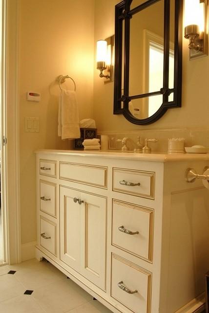 custom bathroom cabinets traditional bathroom
