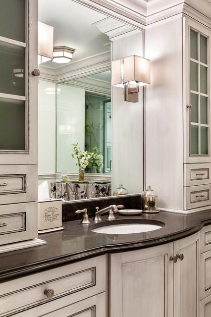 custom bathroom cabinets with form function traditional bathroom