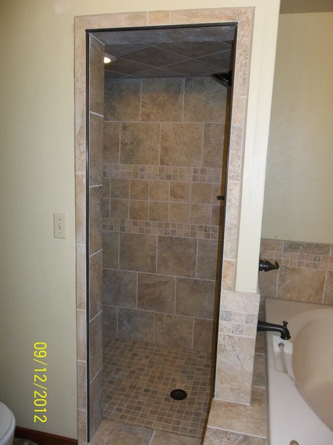 custom bathroom custom tile for tub shower and vanity florentine