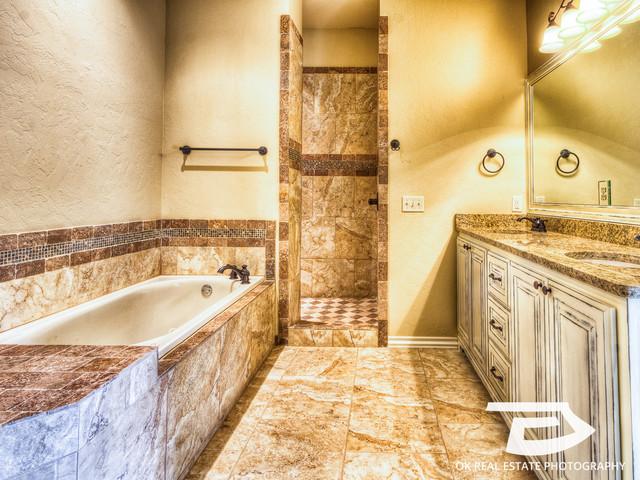 Bathroom Remodel Yukon Ok : Custom bathroom in oklahoma city traditional