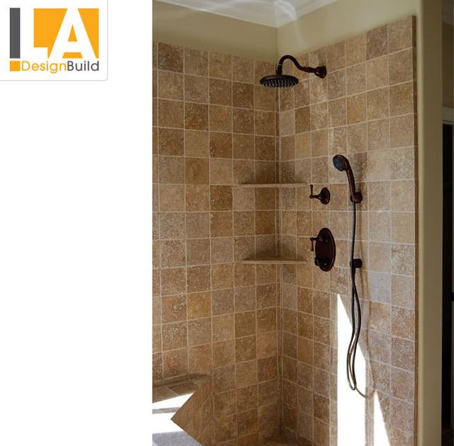 Custom Bathroom contemporary-bathroom