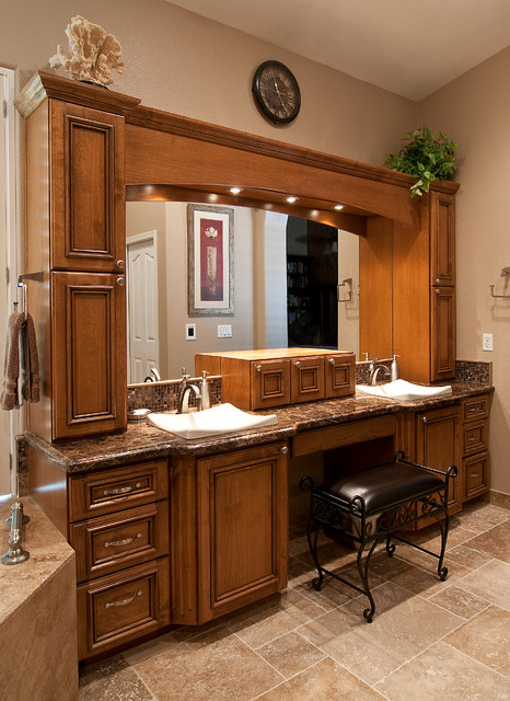 Custom bathroom remodel peoria az modern bathroom for Bathroom remodel 85382