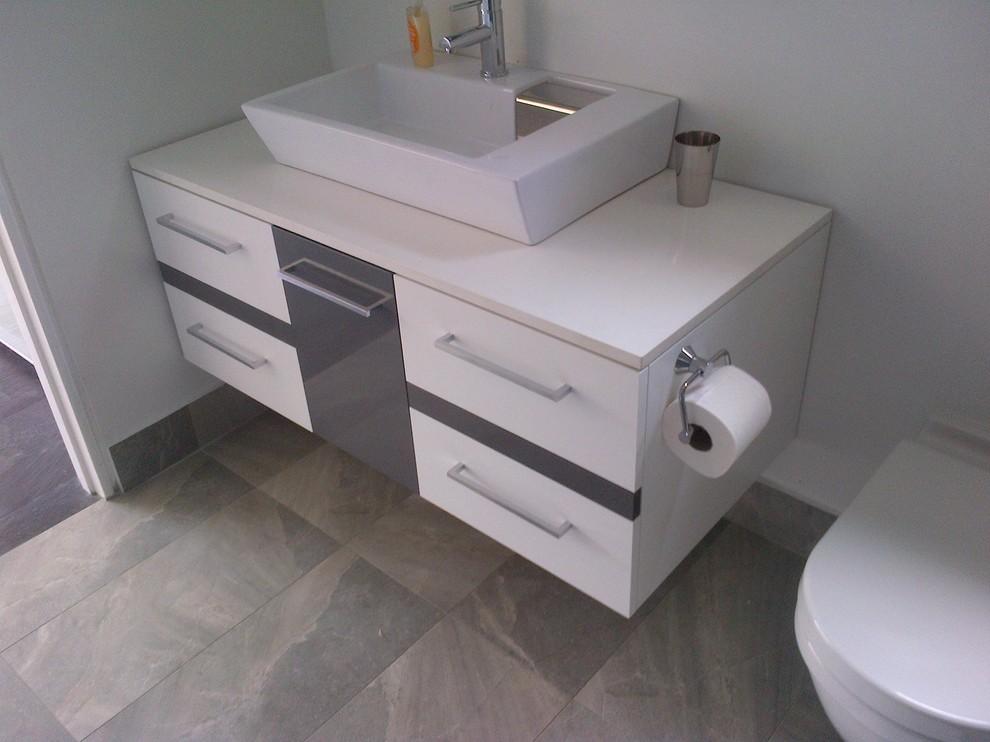 Custom Bathroom Vanities by Bauformat made in USA ...