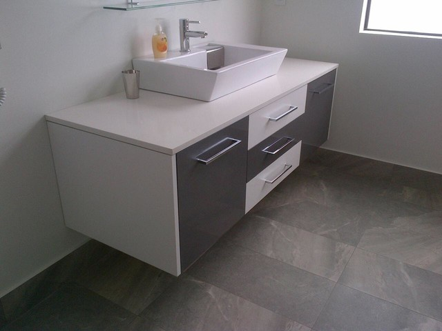 custom bathroom vanitiesbauformat made in usa - contemporary
