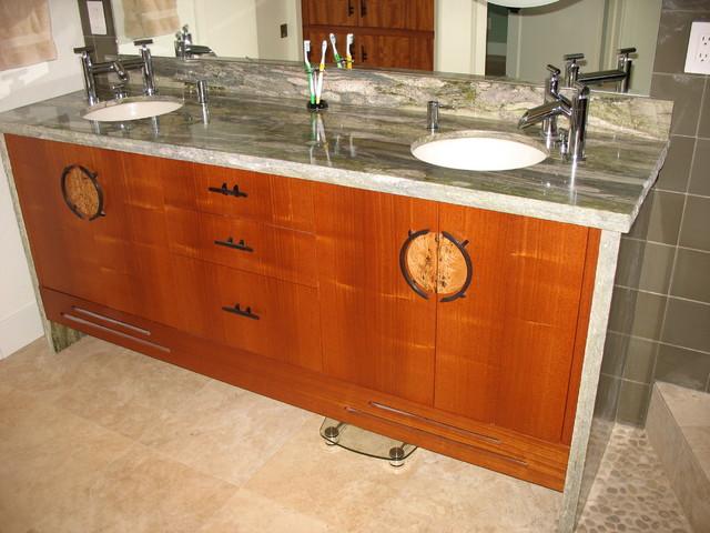 custom bathroom vanities eclectic bathroom san francisco by