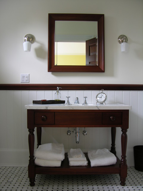 custom bathroom vanity traditional bathroom new york by