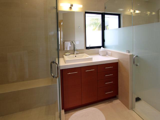 custom bathroom vanity contemporary bathroom