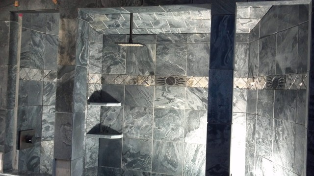 custom bathrooms traditional-bathroom