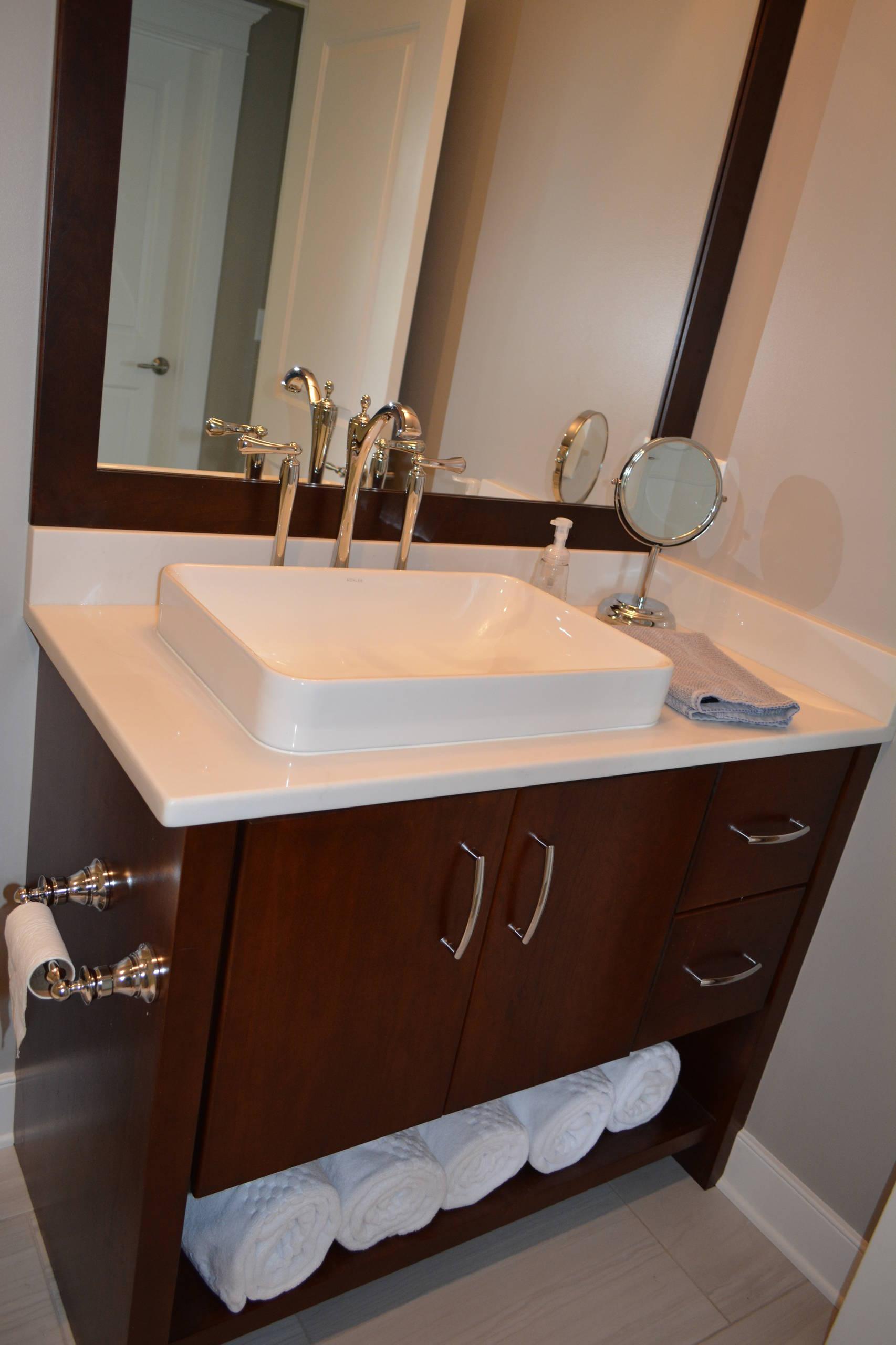 Custom Bathrooms in Delmar Delaware