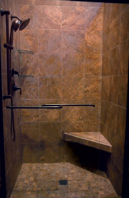 Custom bathtub and shower designs bathroom other metro for Custom tubs and showers