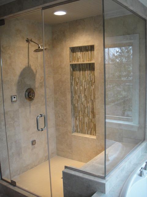 Custom Built Home January 2012 contemporary-bathroom