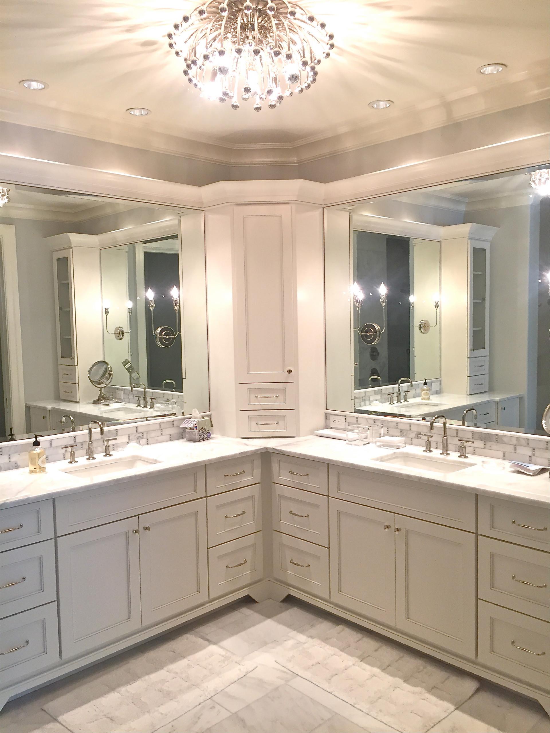 Custom Designed Master Vanity