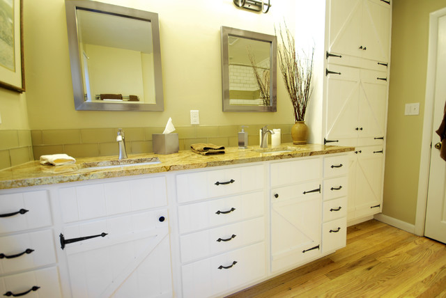 Custom Diy Bathroom Doors Traditional Bathroom Portland By