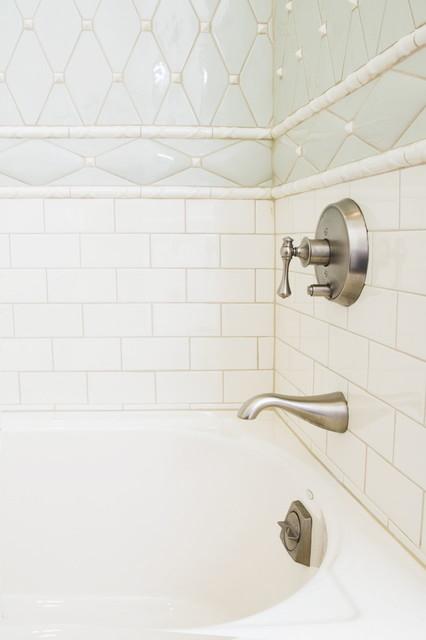 Custom Exectutive Home traditional-bathroom