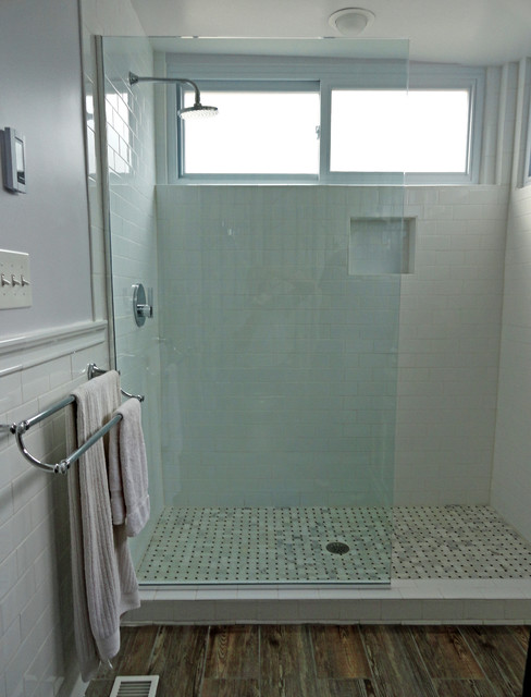 Custom Gl Spray Panels Splash Guards And Fixed Panel Shower Units Bathroom