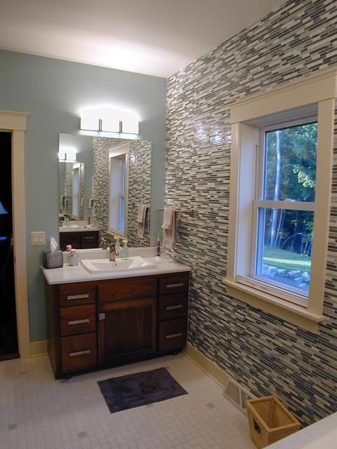 Custom Home #7 traditional-bathroom