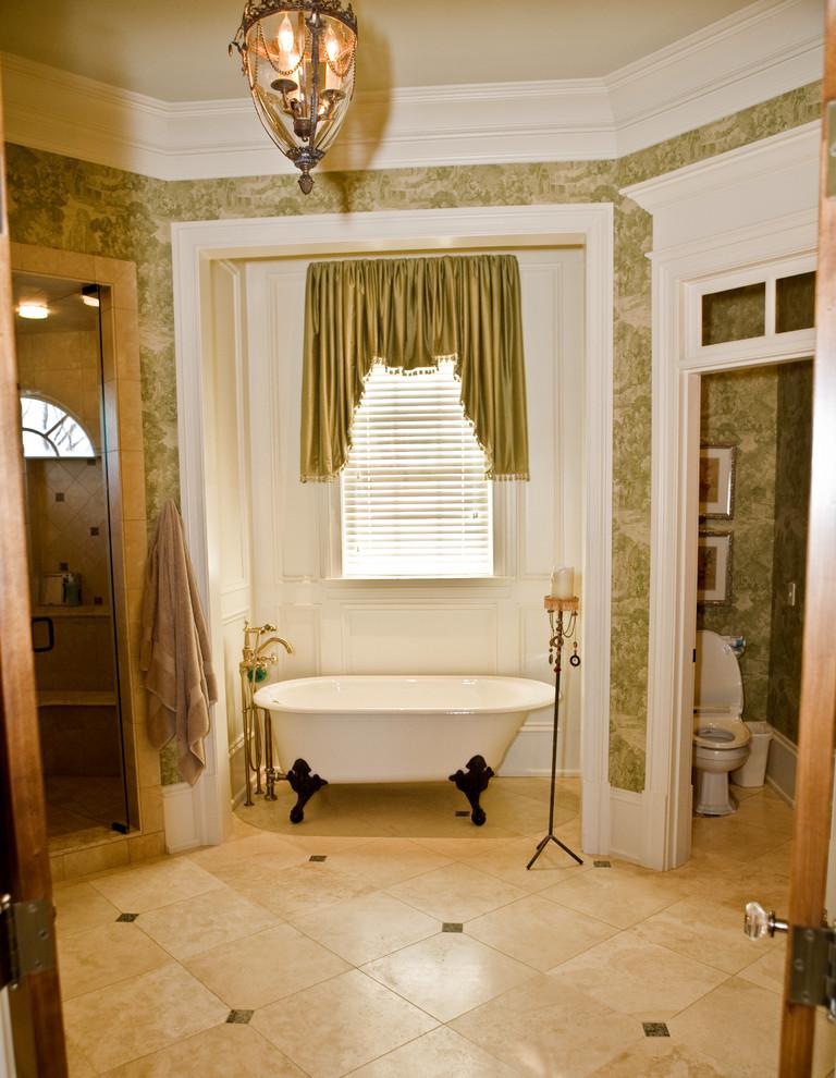 Inspiration for a timeless bathroom remodel in Nashville