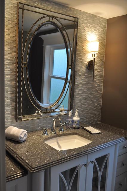 Custom Home Design - Kirkland traditional-bathroom
