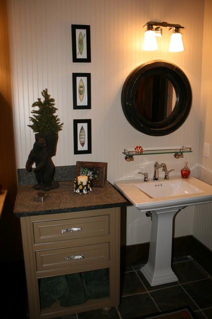CUSTOM HOME HIGHLANDS NC traditional-bathroom