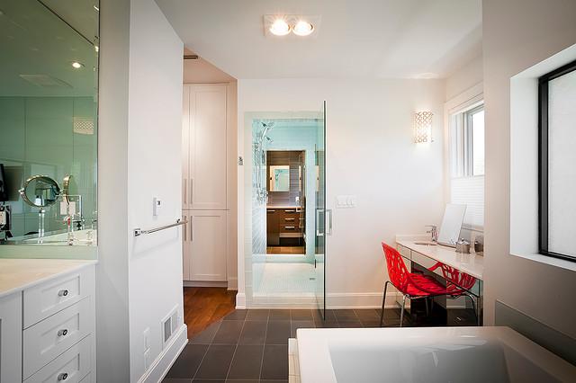 Custom home in birmingham mi for Bathroom builders birmingham