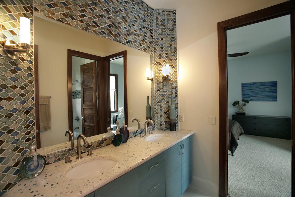 Custom Home in St. Petersburg, FL - Modern - Bathroom ...
