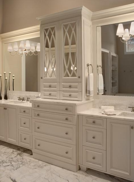Custom Home Master Suite