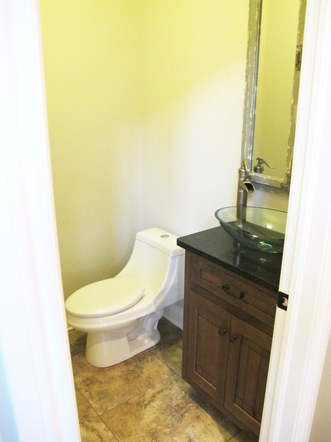 Custom Home - Sunstrum traditional-bathroom