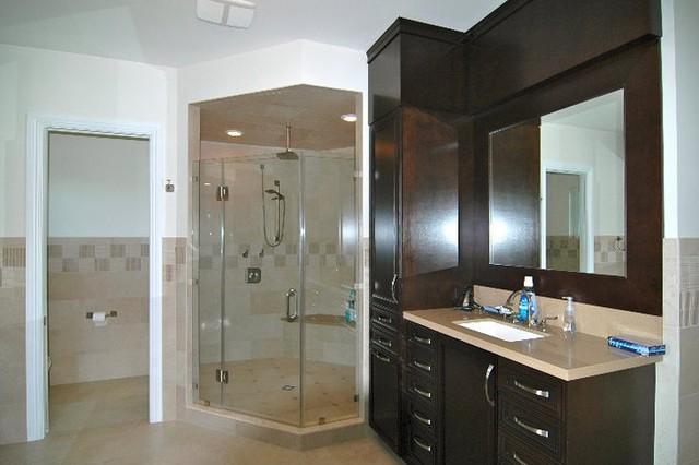 Custom Home contemporary-bathroom