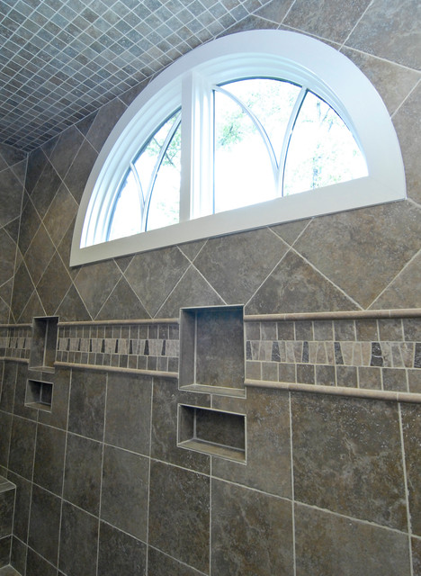 Custom home the river reserve traditional bathroom for First choice custom homes