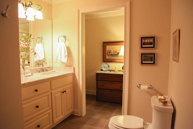 Custom home traditional bathroom birmingham by for Bathroom builders birmingham