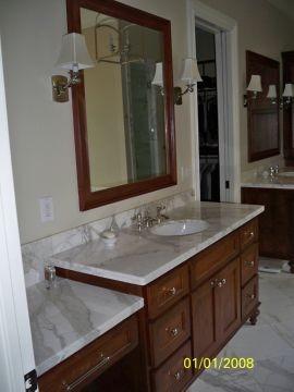 Custom Homes traditional-bathroom