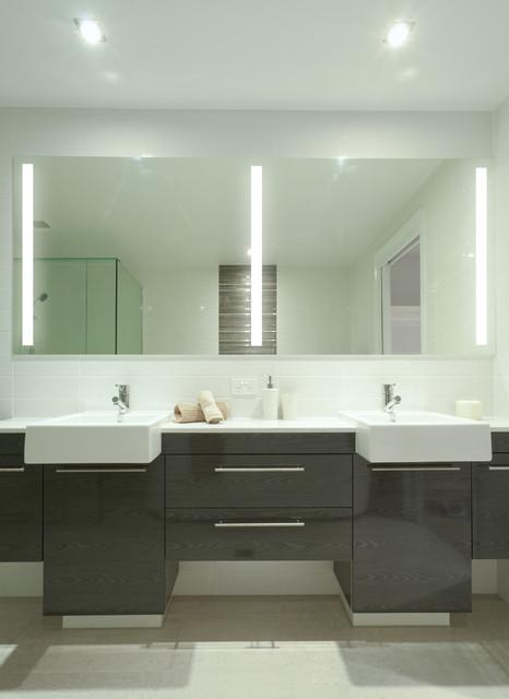 Custom Luxury Bathroom Australia Contemporary Bathroom Sydney By Clearlight Designs