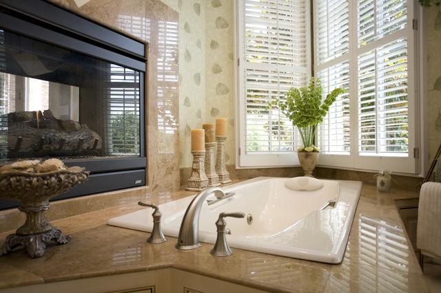 Custom Master Bath - Sterling Development Group traditional-bathroom