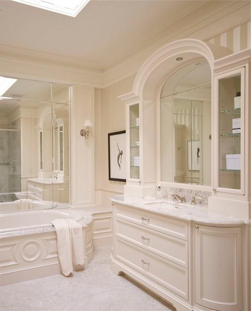 Custom Master Bathroom traditional-bathroom