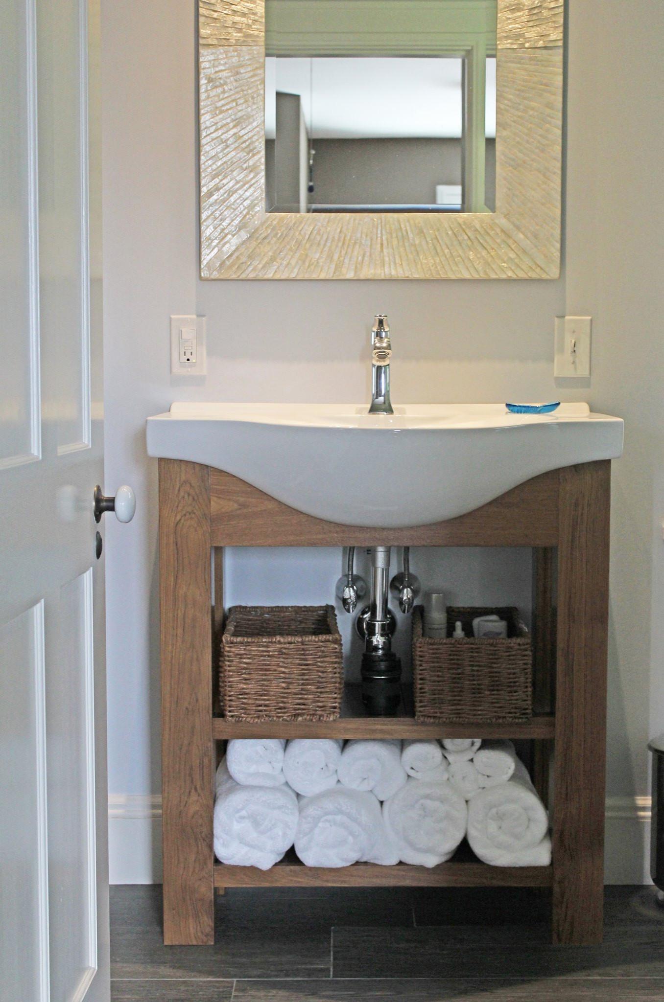Custom Modern Bathroom