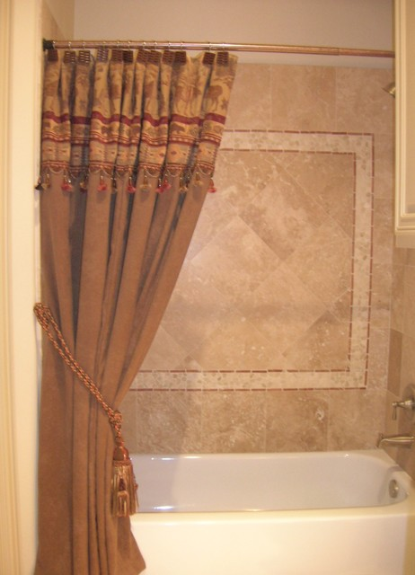 custom shower curtain