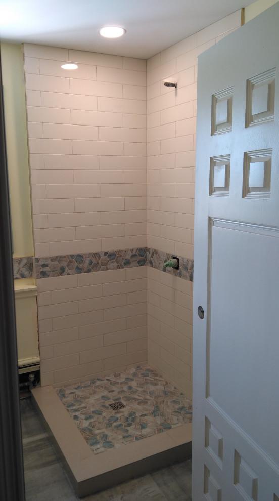 Custom shower enclosures