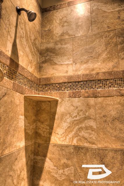 Bathroom Remodel Yukon Ok : Custom shower in yukon ok traditional bathroom