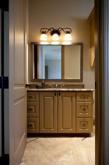 Custom Spec traditional bathroom