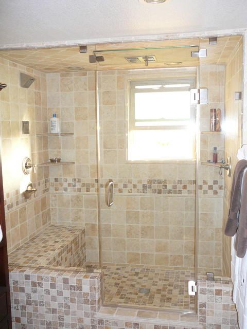 Custom Steam 180 bathroom