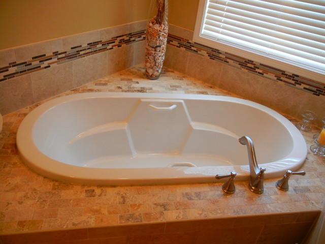 Custom Tile Garden Tub Canton Ga 30114