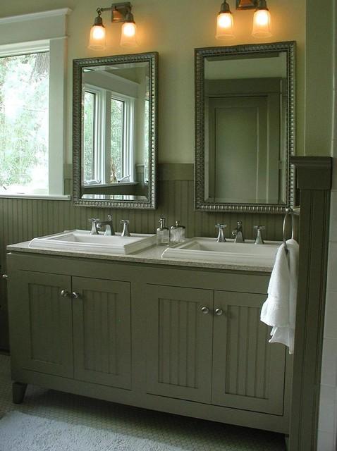 Custom Vanity Medicine Cabinets Traditional Bathroom Austin By 2 Blue Chairs