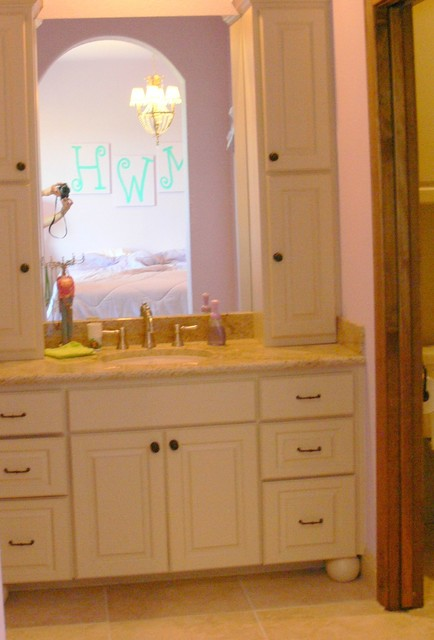 custom vanity cabinets austin traditional bathroom austin by distinctive wood crafts