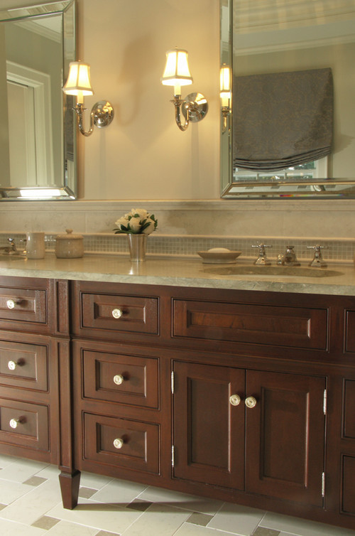 Custom vanity for Master Bathroom traditional bathroom