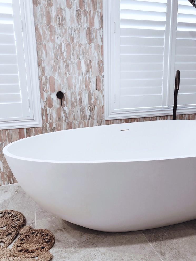 Customer Project Peta Beech Modern Bathroom Gold Coast Tweed By Abi Interiors