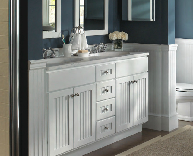Customizable Cabinets - Contemporary - Bathroom - Oklahoma ...